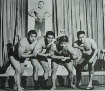 日本プロレスリング興業株式会社